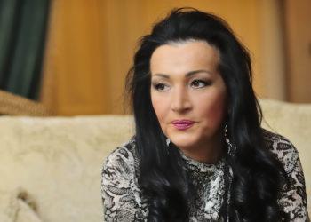 BEOGRAD 26.12.2014. Goca Bozinovska, pevacica, kuca, porodica Sijan, Nova godina RAS foto Dusan Milenkovic