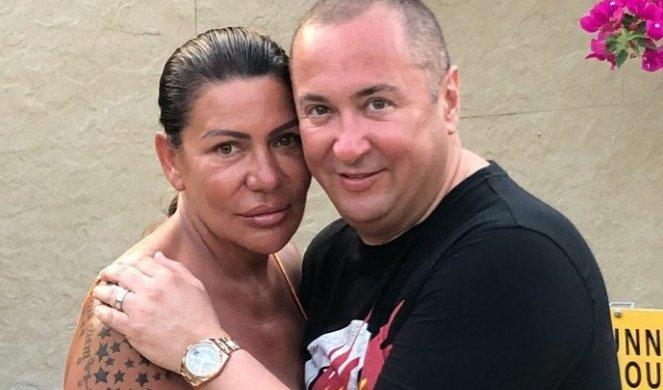 PROSLAVA U KUĆNOM PRITVORU: Đani i Slađa su obilježili 24.godišnjicu braka  - Express